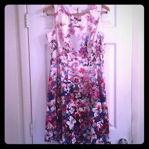 NY&Co Floral Dress with Pockets